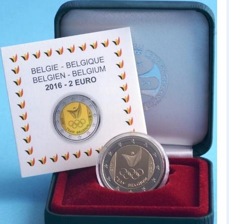 la pièce de 2 euros commémorative