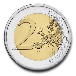 piece de deux euros