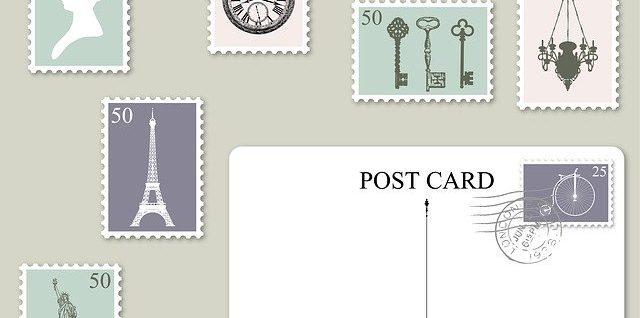 photos de timbres